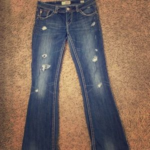 MEK Denim Miss Me size 29/34